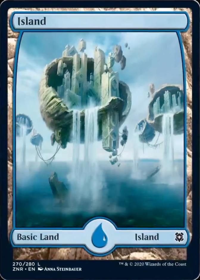 Island <270> [ZNR]