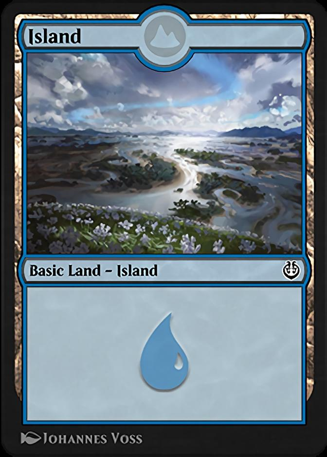 Island <292> [KLR]