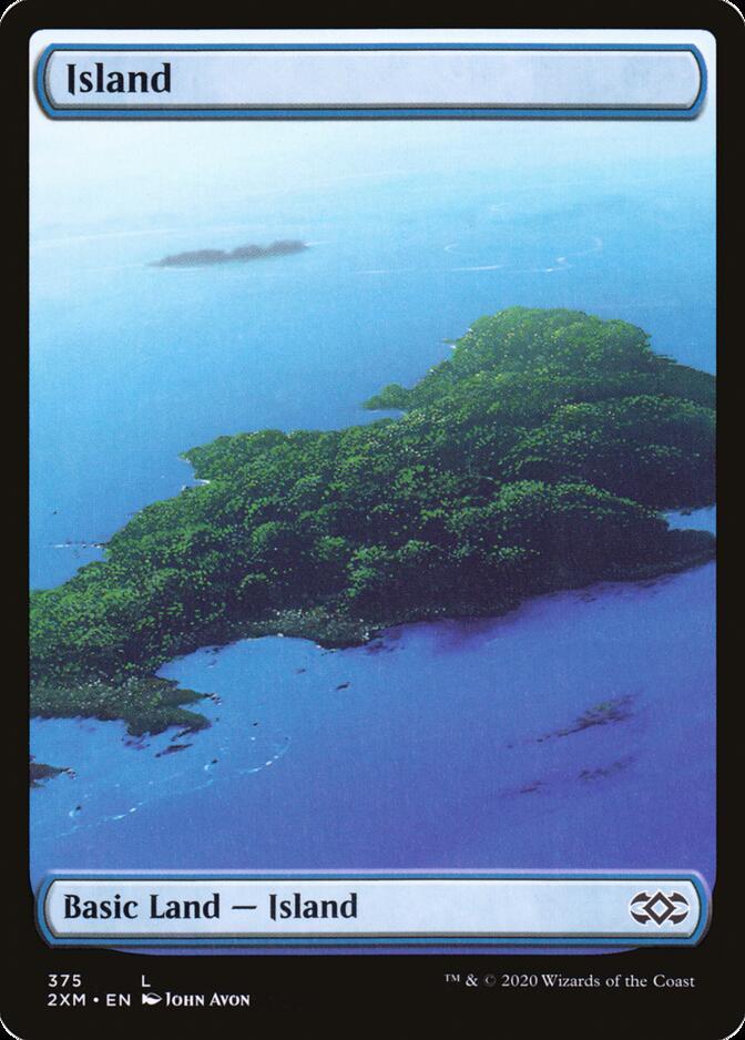 Island <375> [P2XM]