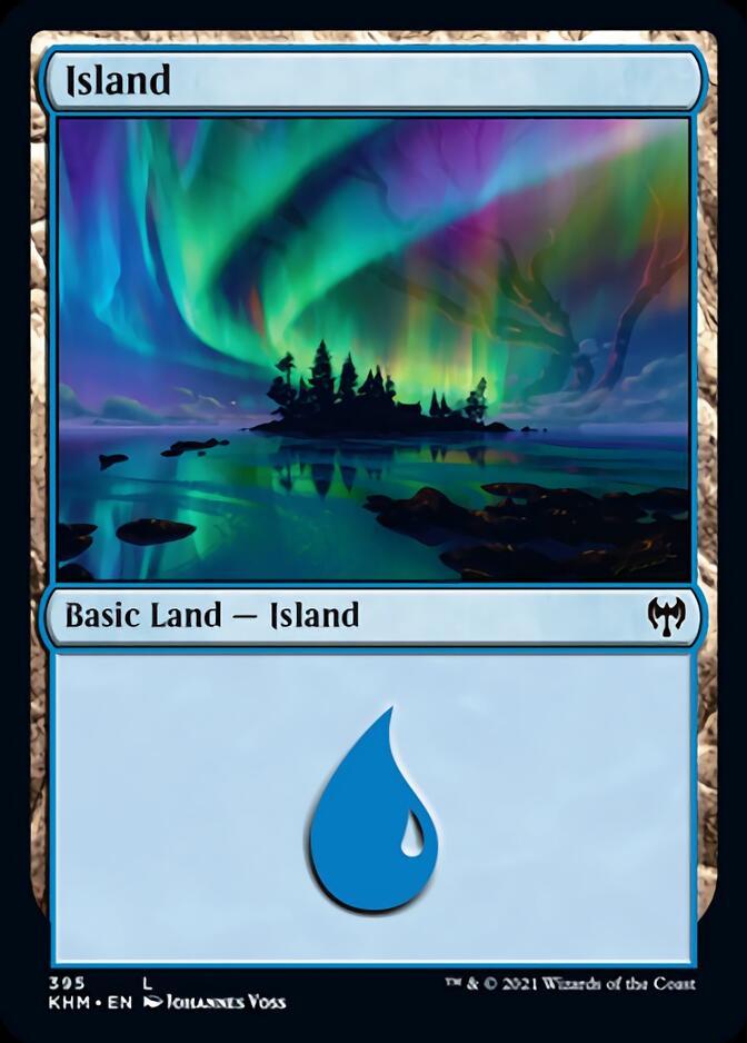 Island <395> [KHM]
