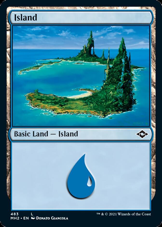 Island <483> [MH2]