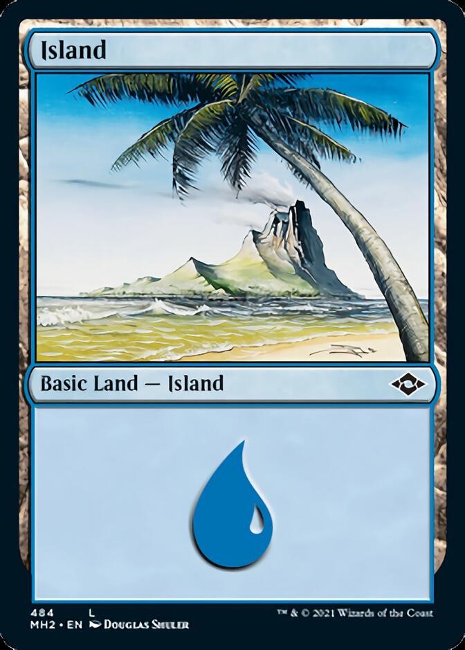 Island <484> [MH2]