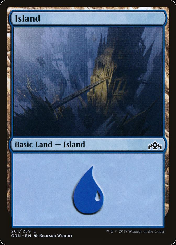 Island [GRN]