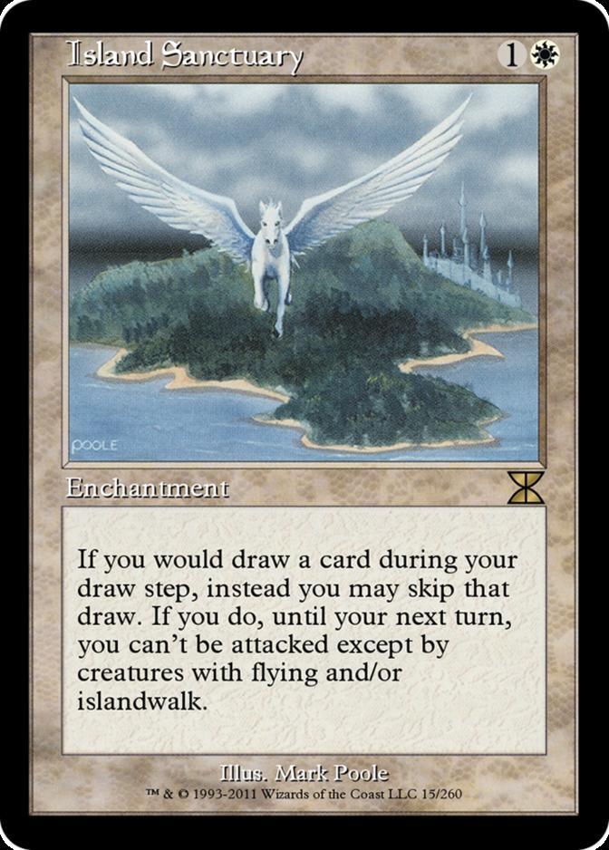 Island Sanctuary [ME4] (F)