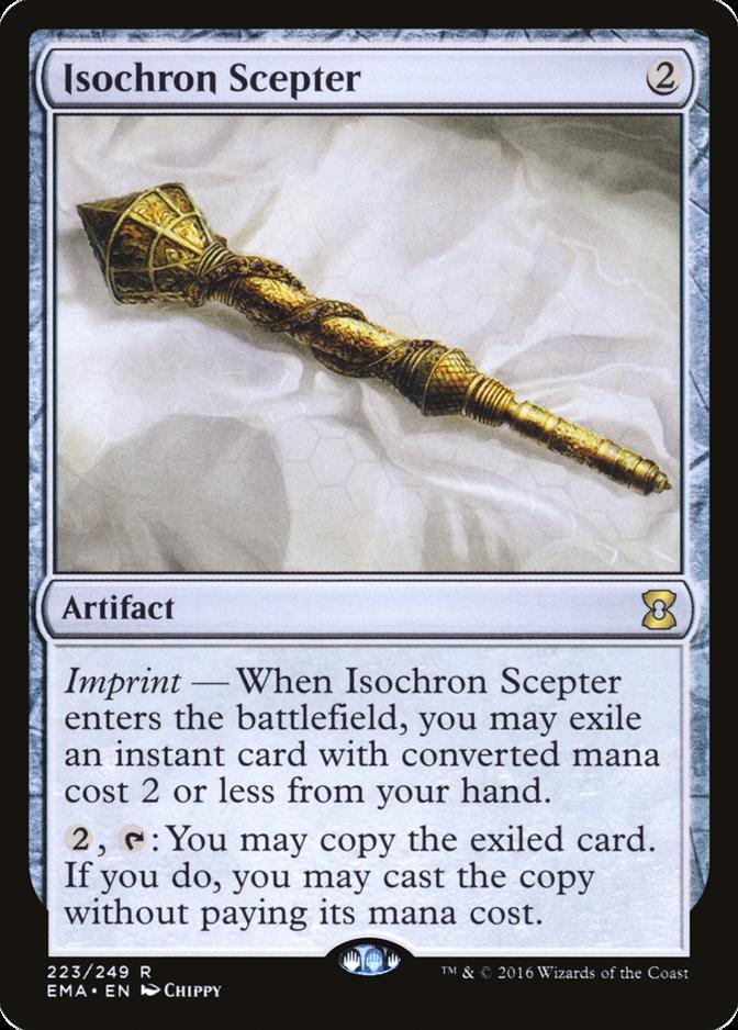 Isochron Scepter [EMA] (F)