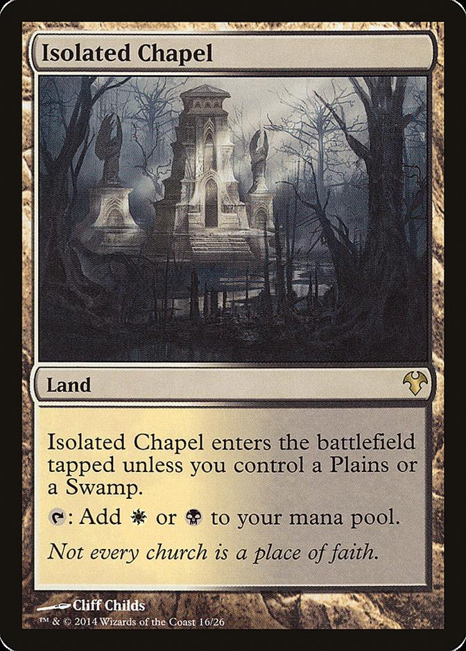 Isolated Chapel [MD1]