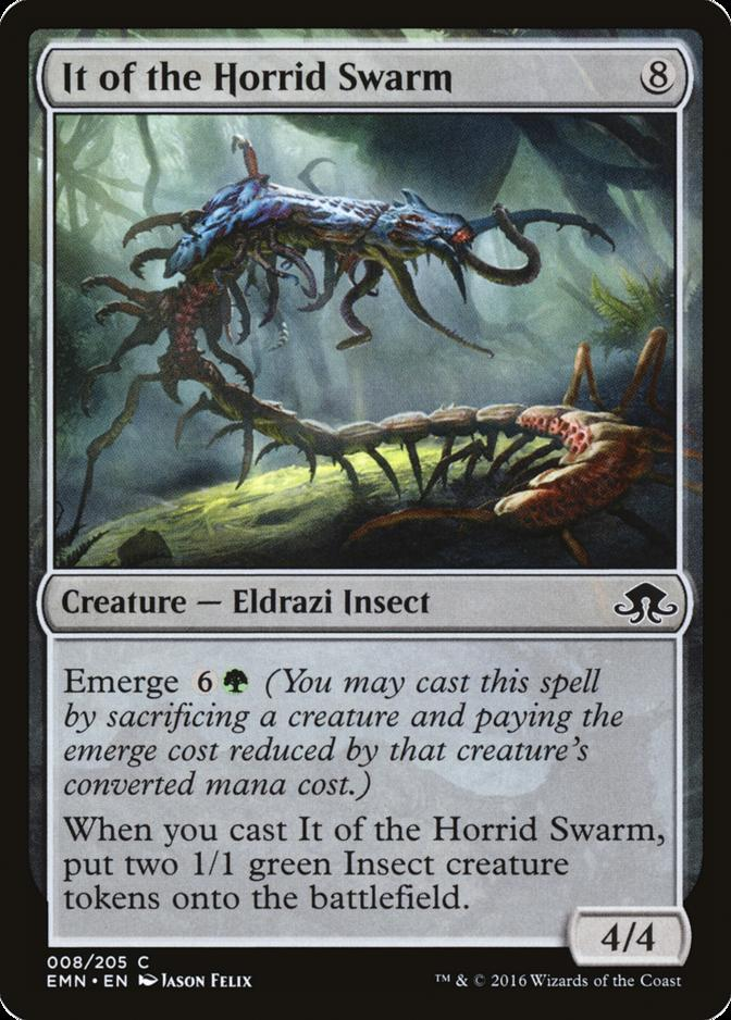 It of the Horrid Swarm [EMN]