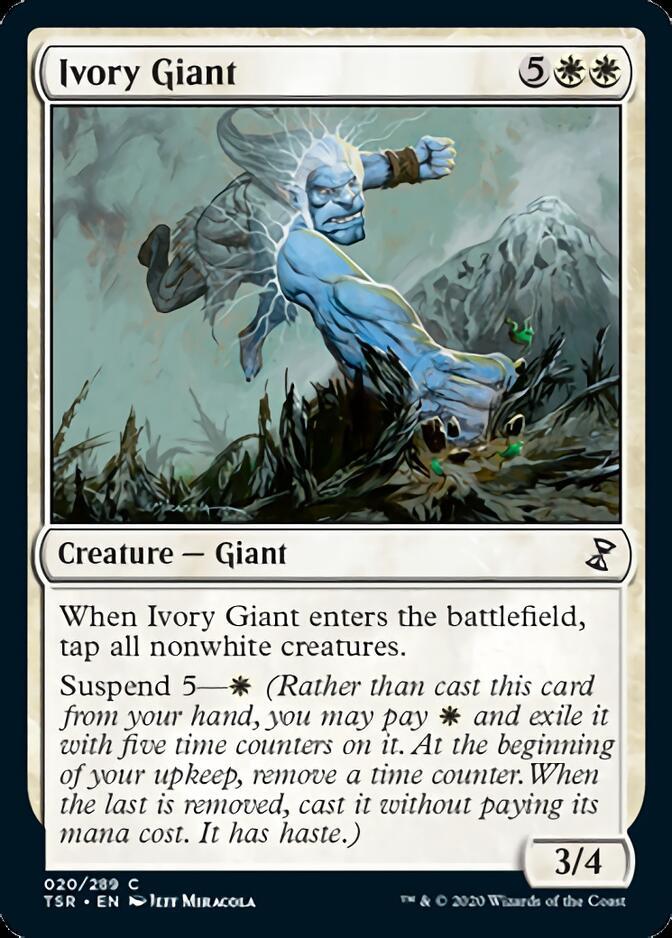 Ivory Giant [TSR]