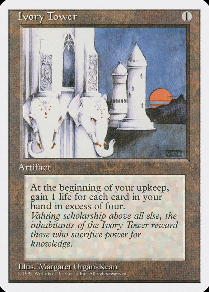 Ivory Tower [4ED]