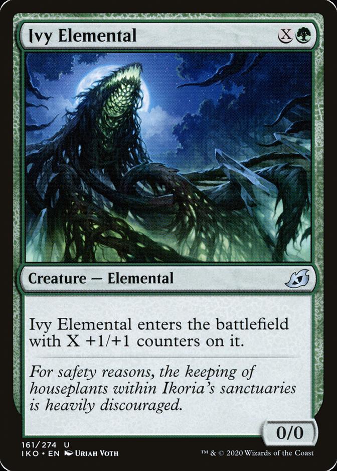 Ivy Elemental [IKO]
