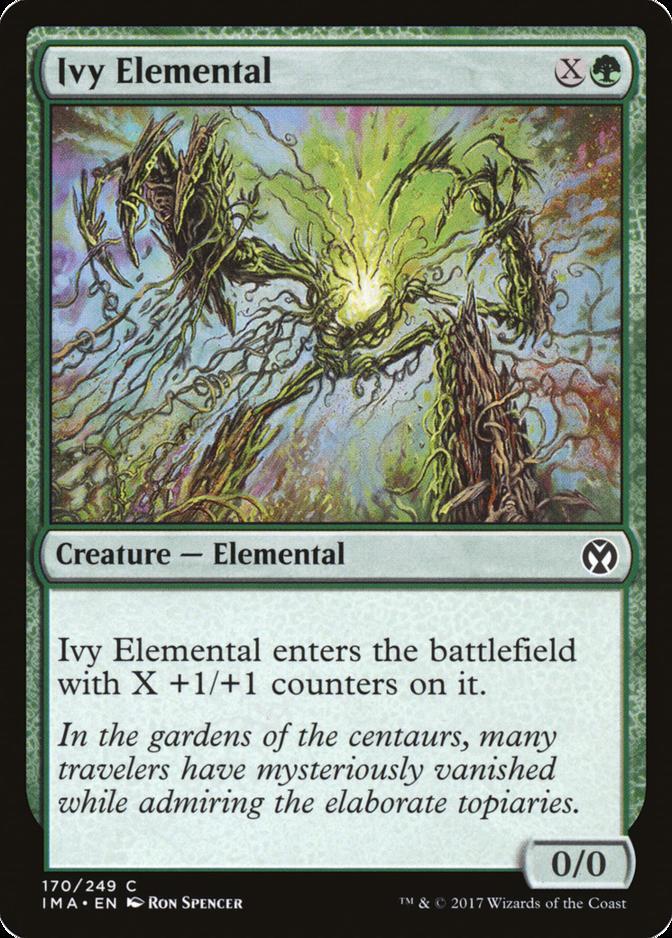Ivy Elemental [IMA] (F)