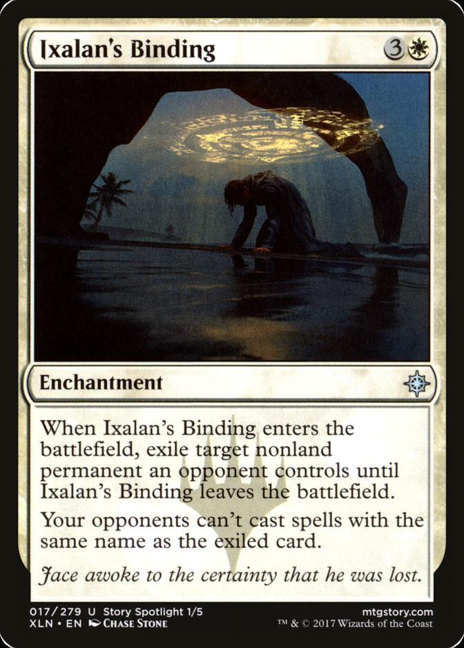 Ixalan's Binding [XLN]