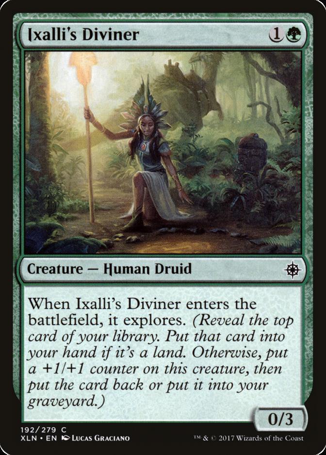 Ixalli's Diviner [XLN]