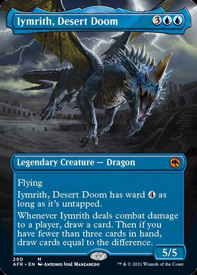 Iymrith, Desert Doom <borderless> [AFR]