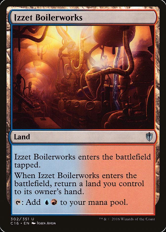 Izzet Boilerworks [C16]