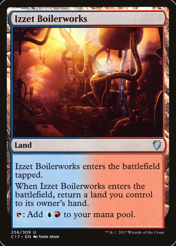 Izzet Boilerworks [C17]