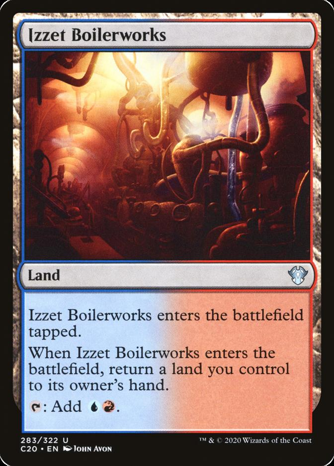 Izzet Boilerworks [C20]