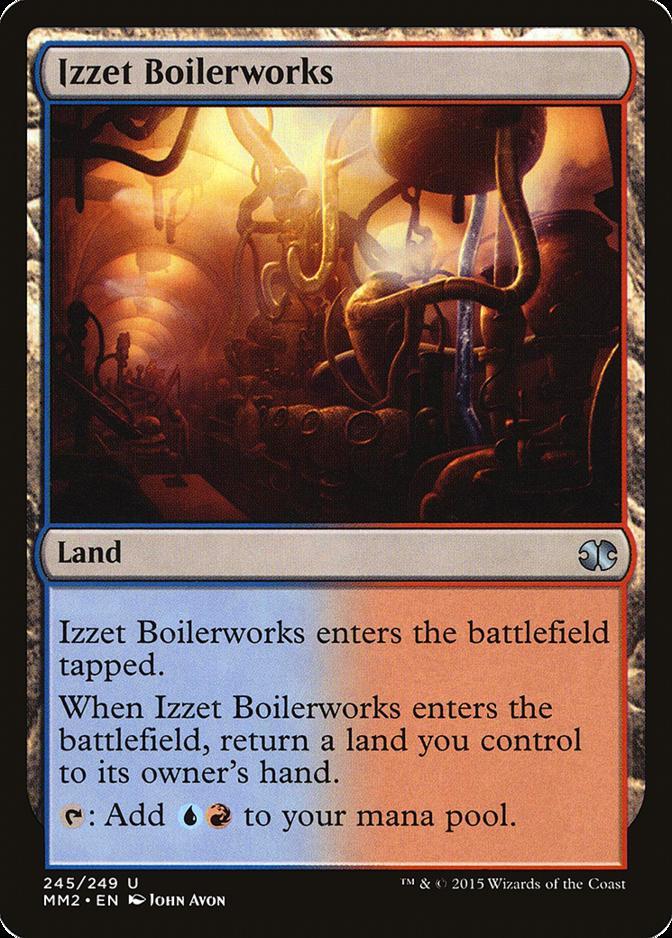 Izzet Boilerworks [MM2]