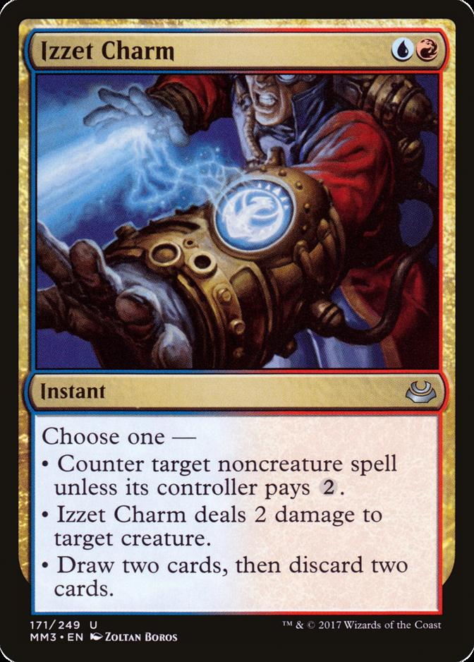 Izzet Charm [MM3]