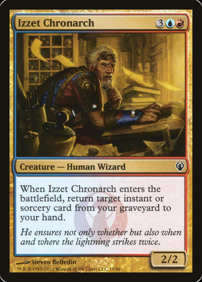 Izzet Chronarch [DDJ]