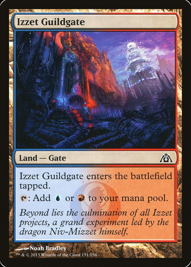Izzet Guildgate [DGM] (F)