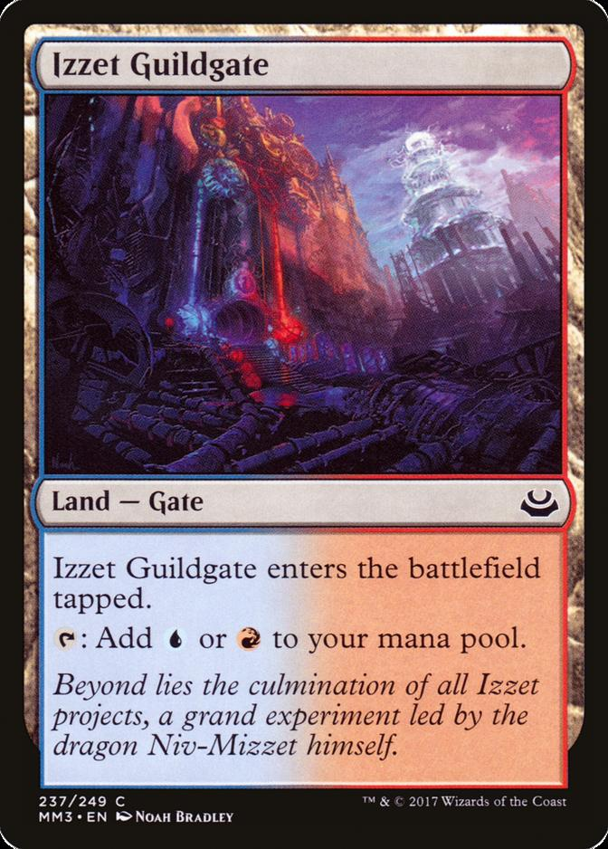 Izzet Guildgate [MM3]