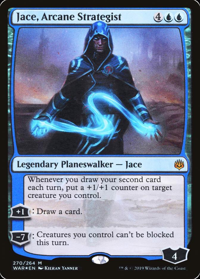 Jace, Arcane Strategist [WAR] (F)