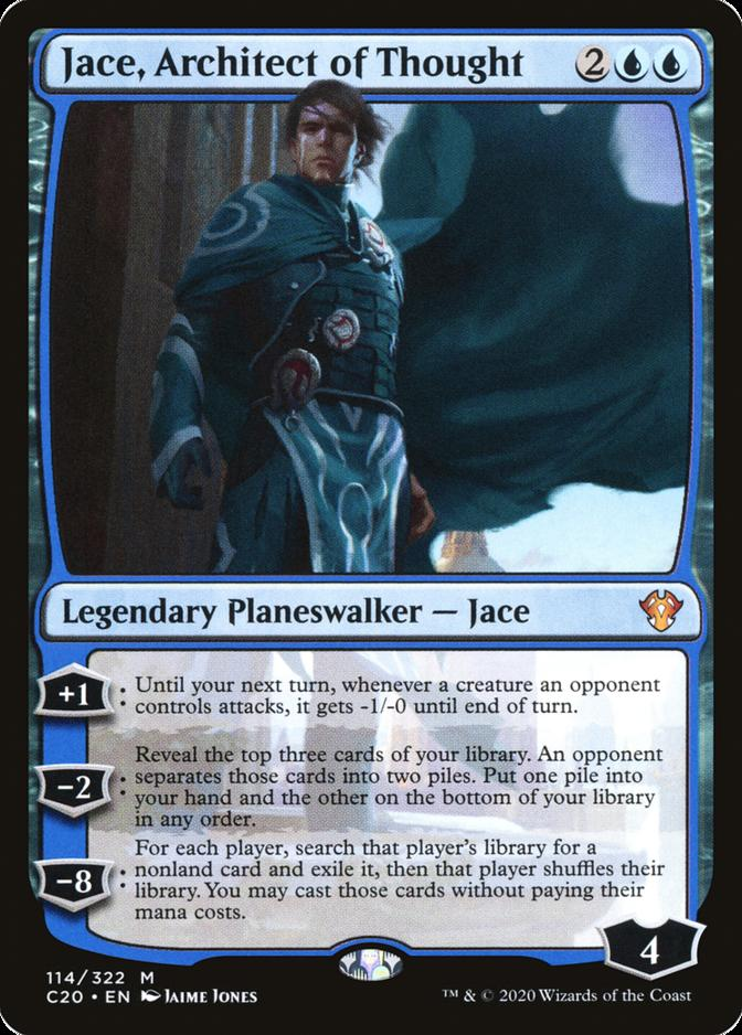 Jace, Architect of Thought [C20]