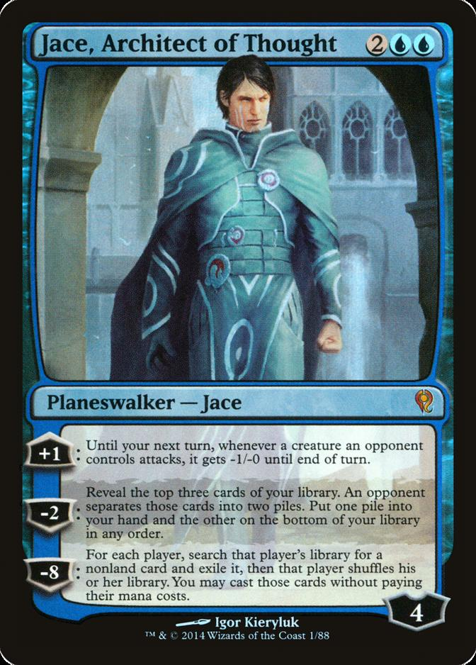 Jace, Architect of Thought [DDM]