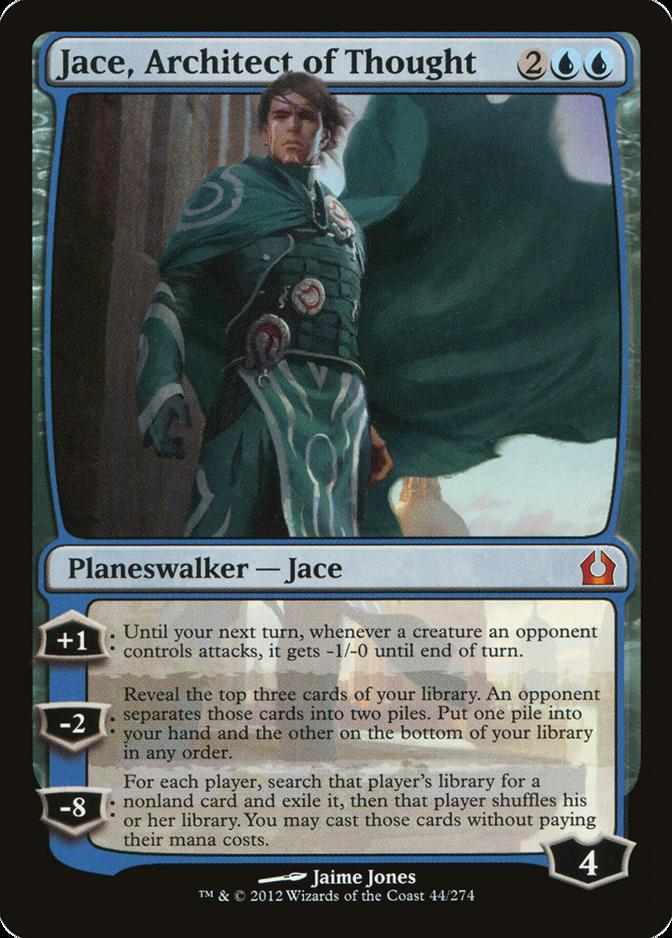 Jace, Architect of Thought [RTR]