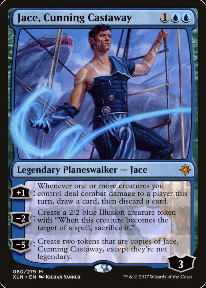 Jace, Cunning Castaway [XLN]