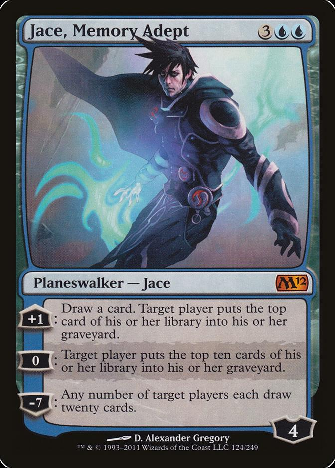 Jace, Memory Adept [M12]