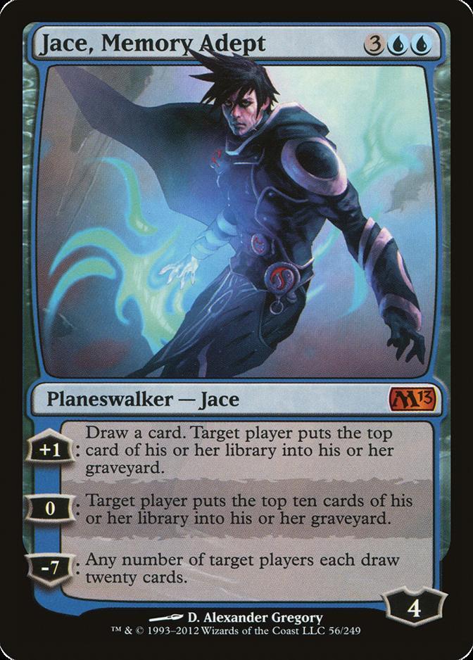 Jace, Memory Adept [M13]