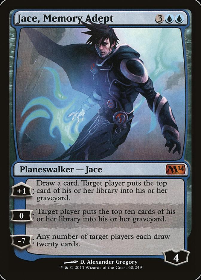 Jace, Memory Adept [M14]