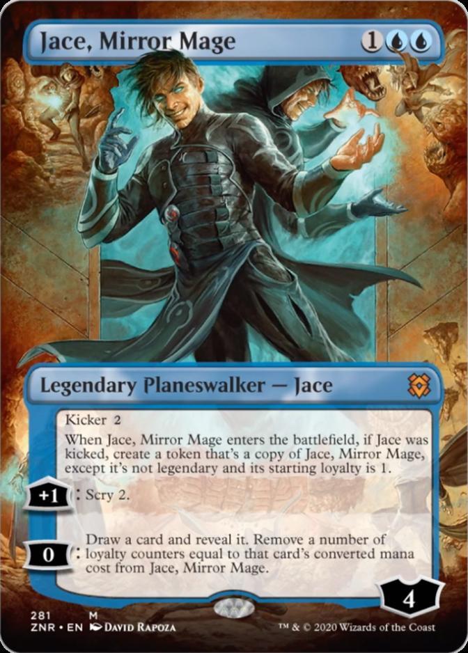 Jace, Mirror Mage [PZNR]