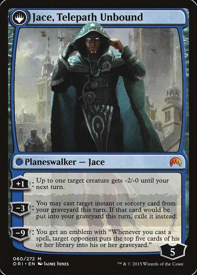 Jace, Telepath Unbound [ORI]