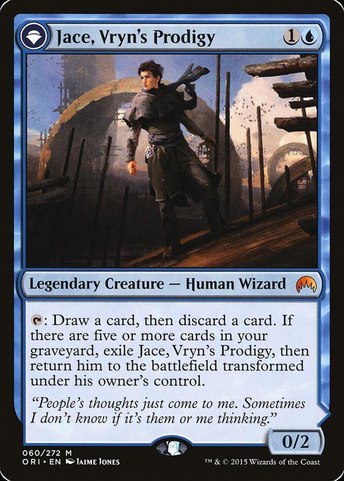 Jace, Vryn's Prodigy [ORI]