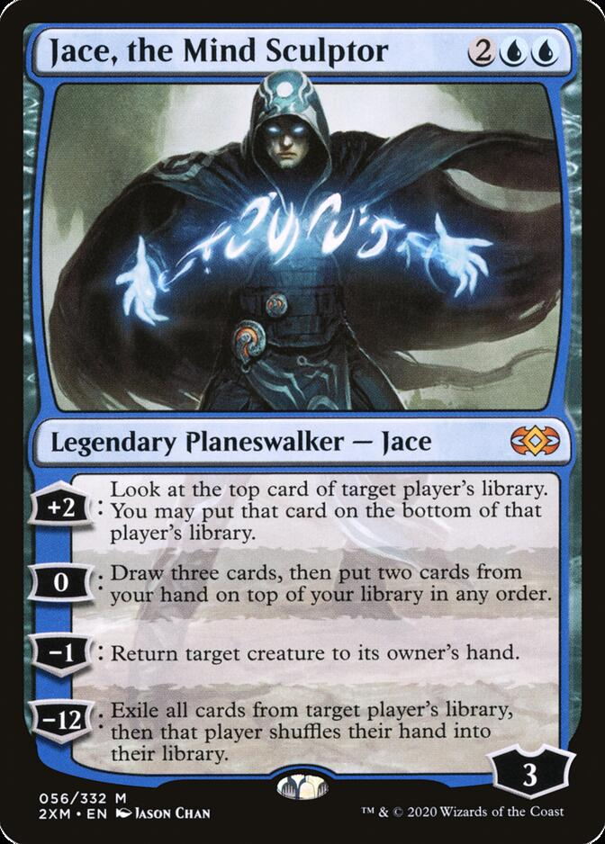 Jace, the Mind Sculptor [2XM]