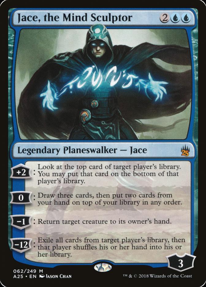 Jace, the Mind Sculptor [A25]