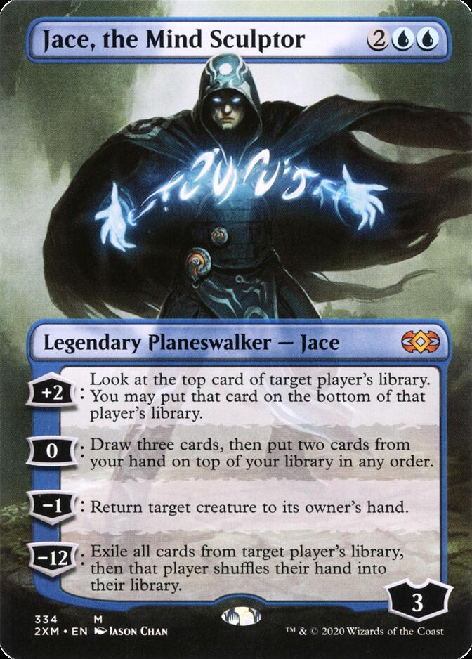 Jace, the Mind Sculptor [P2XM]