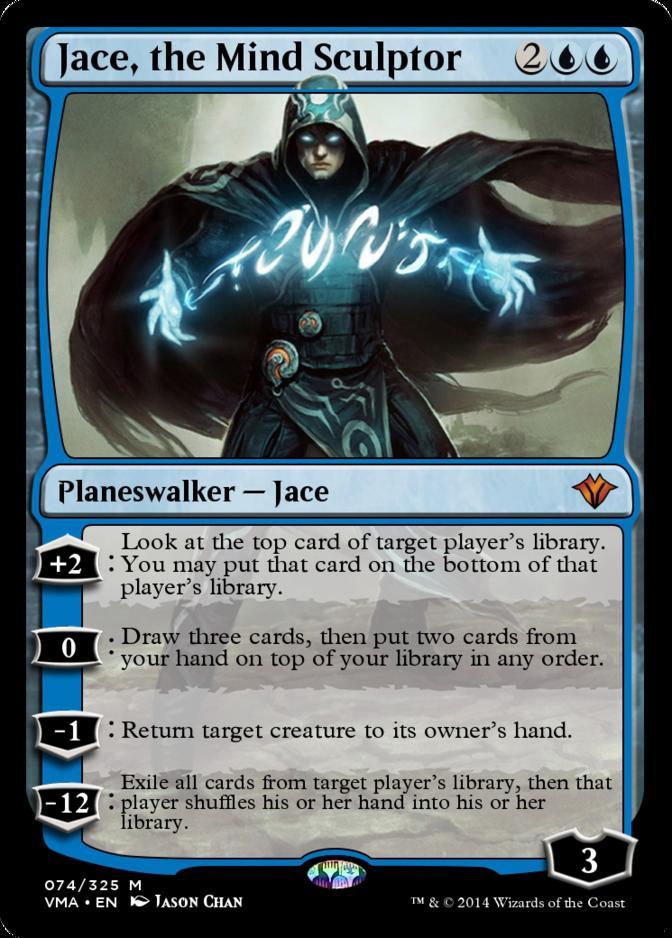 Jace, the Mind Sculptor [VMA]