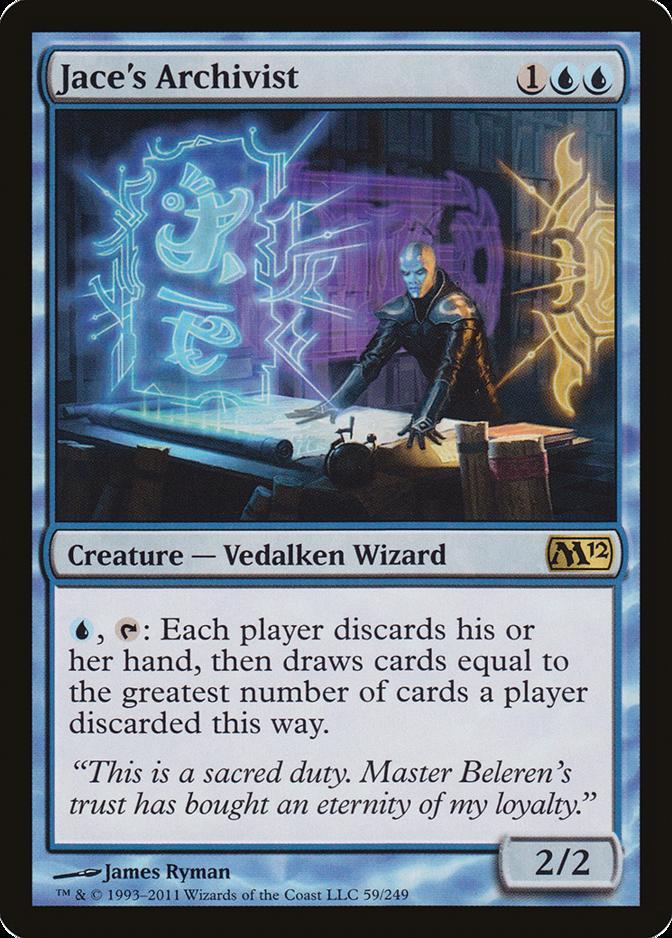 Jace's Archivist [M12]