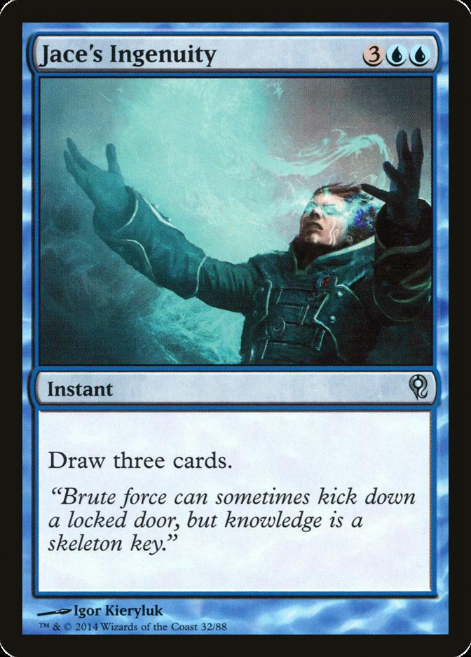 Jace's Ingenuity [DDM]