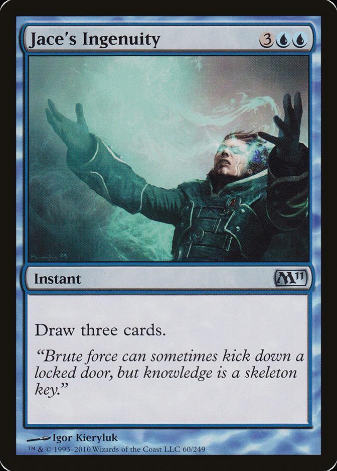 Jace's Ingenuity [M11]