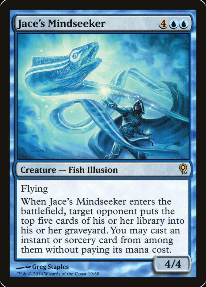 Jace's Mindseeker [DDM]