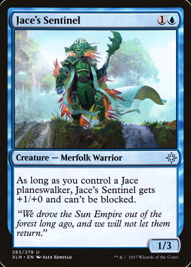 Jace's Sentinel [XLN]
