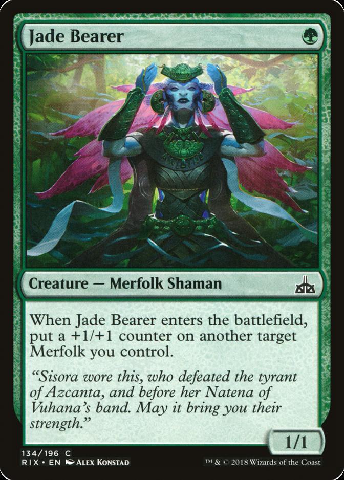 Jade Bearer [RIX]