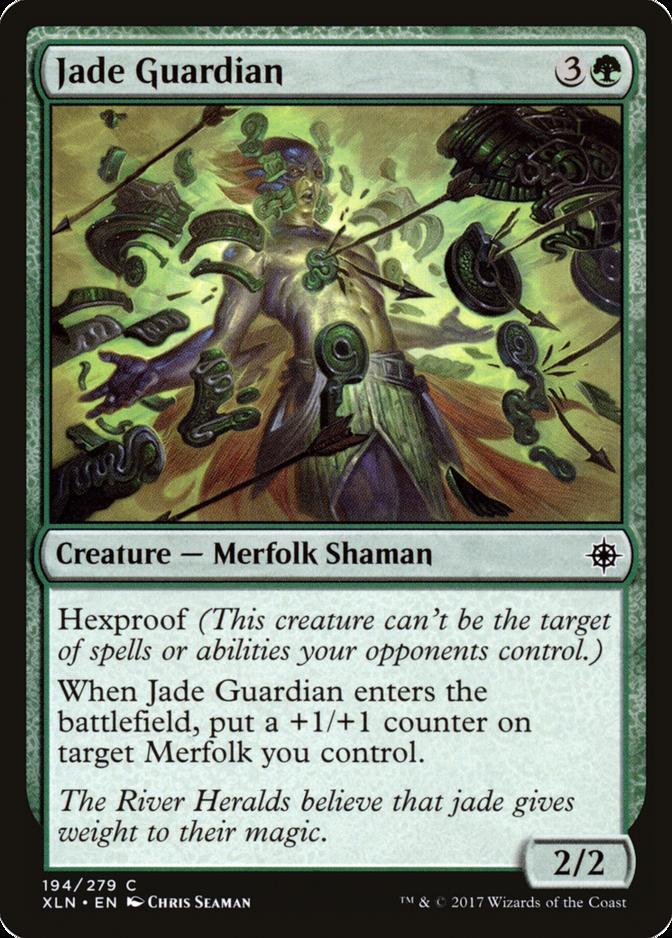 Jade Guardian [XLN]