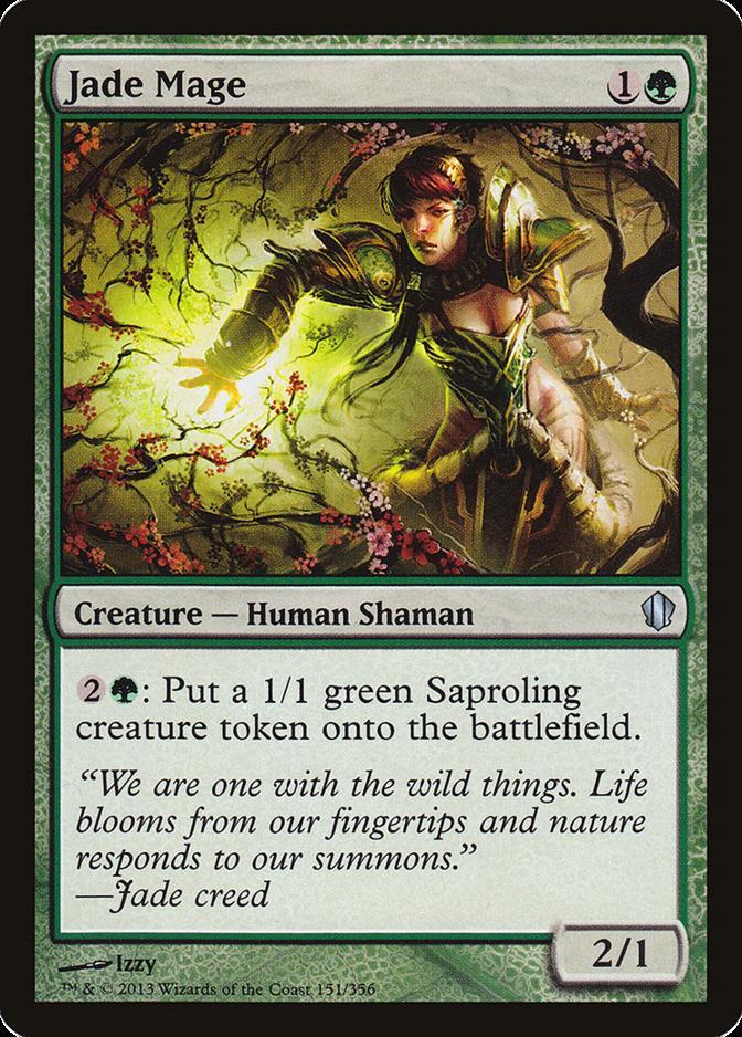 Jade Mage [C13]