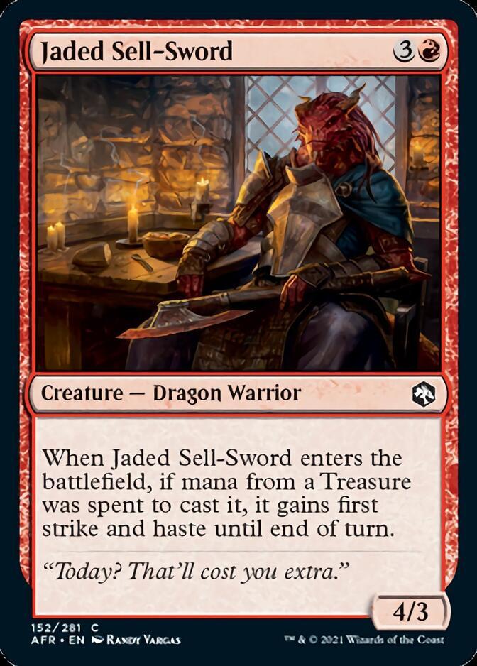 Jaded Sell-Sword [AFR]